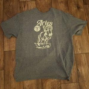 Aries ram graphic tee XL